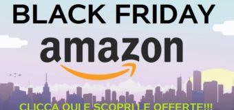 Offerte Smartphone Black Friday Amazon 2021
