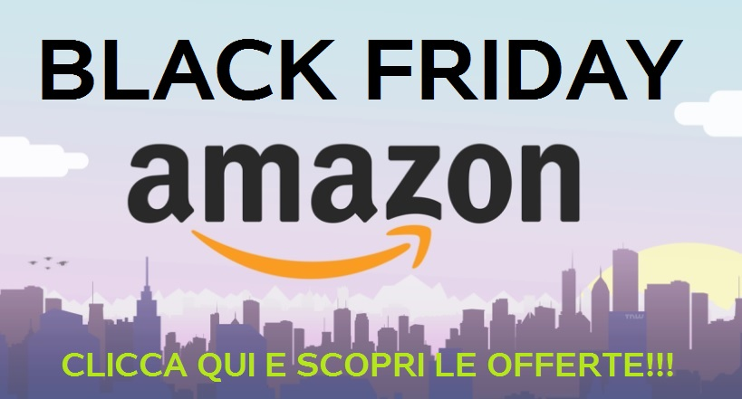 Offerte Droni Black Friday
