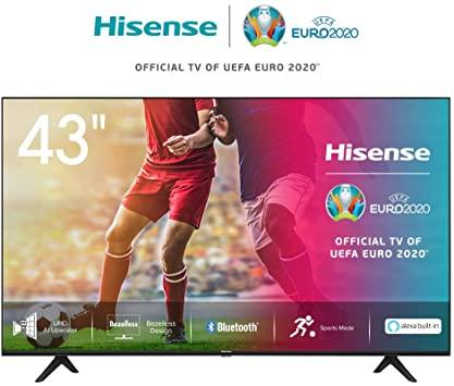 Migliori smart tv 40 pollici hisense