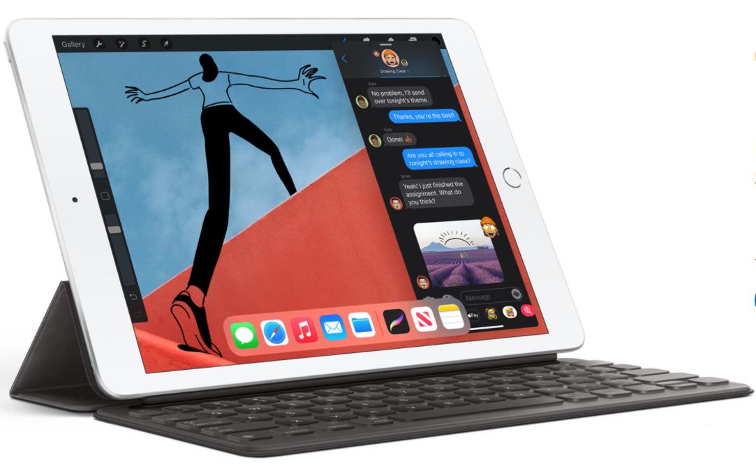 Recensione nuovo iPad 2020 ottava generazione