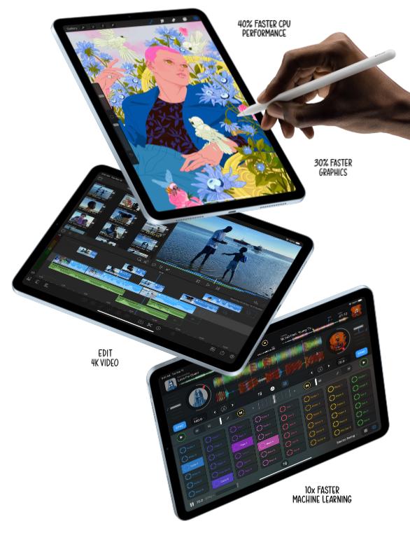 iPad Air 2020 ottava generazione