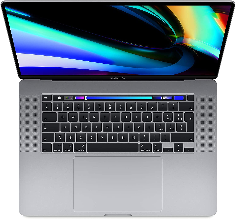 Recensione MacBook Pro 16''