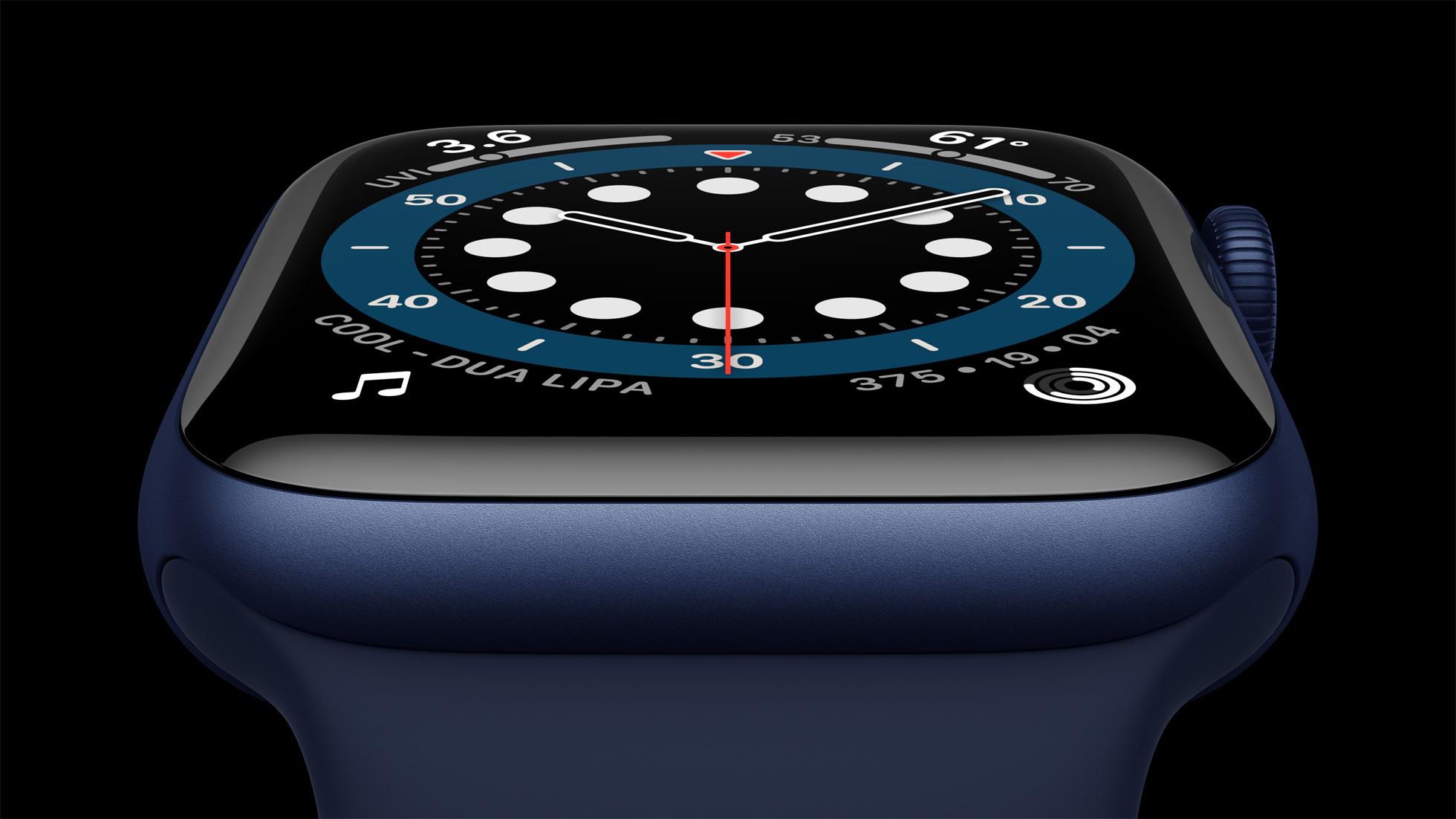 Recensione Apple Watch Series 6