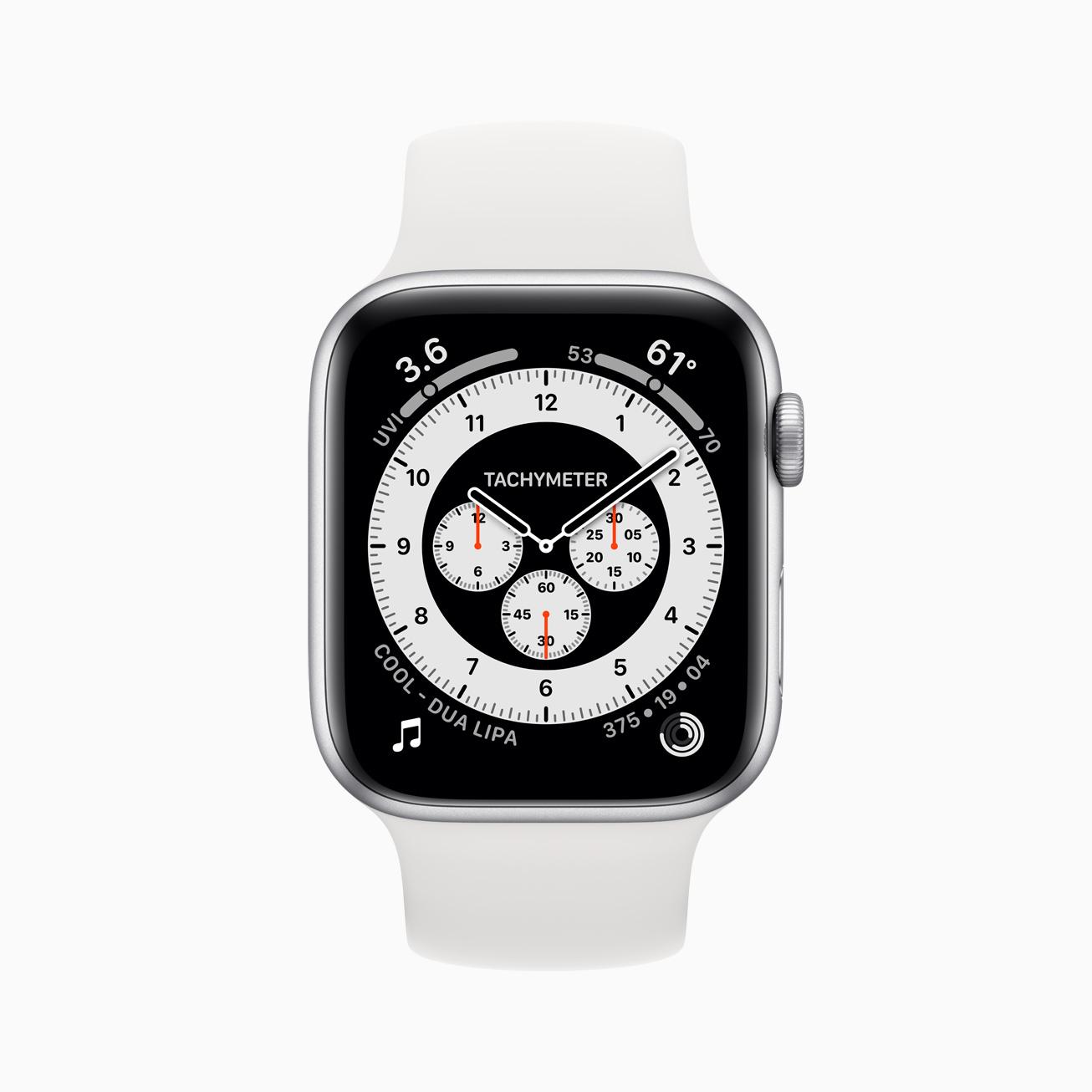 Apple Watch Series 6 prezzo