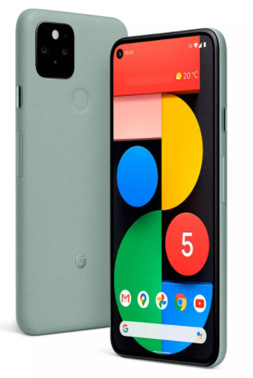 Recensione Google Pixel 5