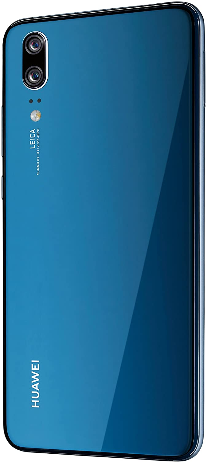 Huawei P20 Recensione