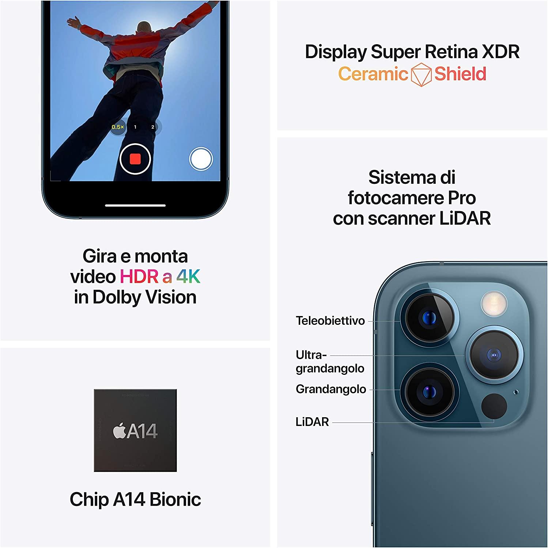 Caratteristiche iPhone 12 Pro MAX