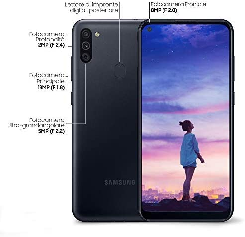 Samsung Galaxy M11 Recensione
