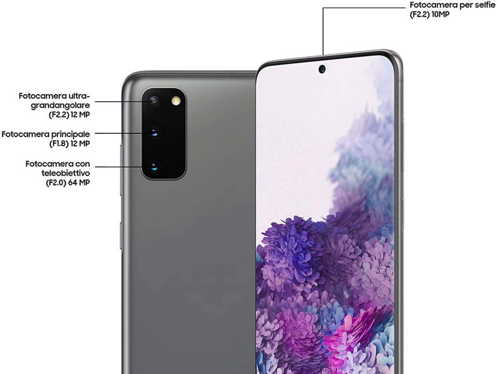 Samsung Galaxy S20 Recensione