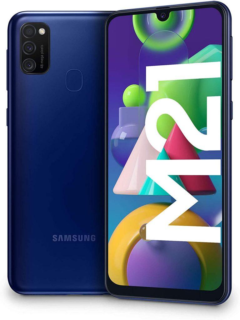 Recensione Samsung Galaxy M21