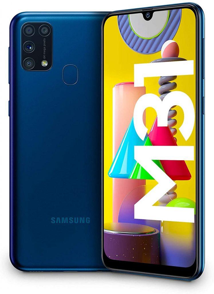 Recensione Samsung Galaxy M31