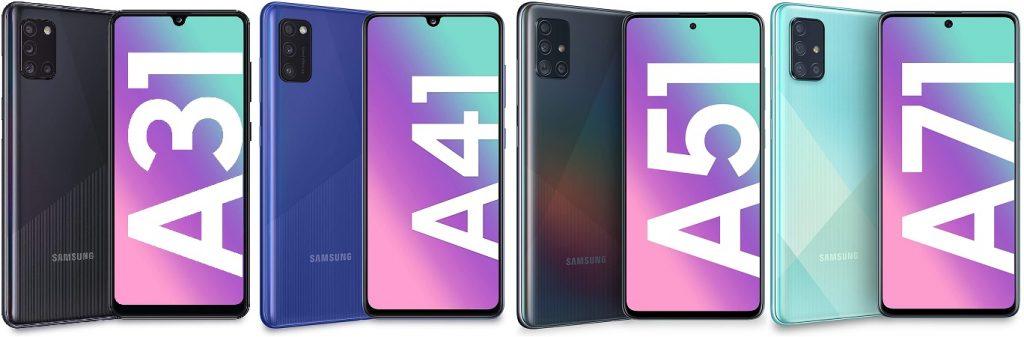 Migliori Smartphone Samsung Galaxy Serie A