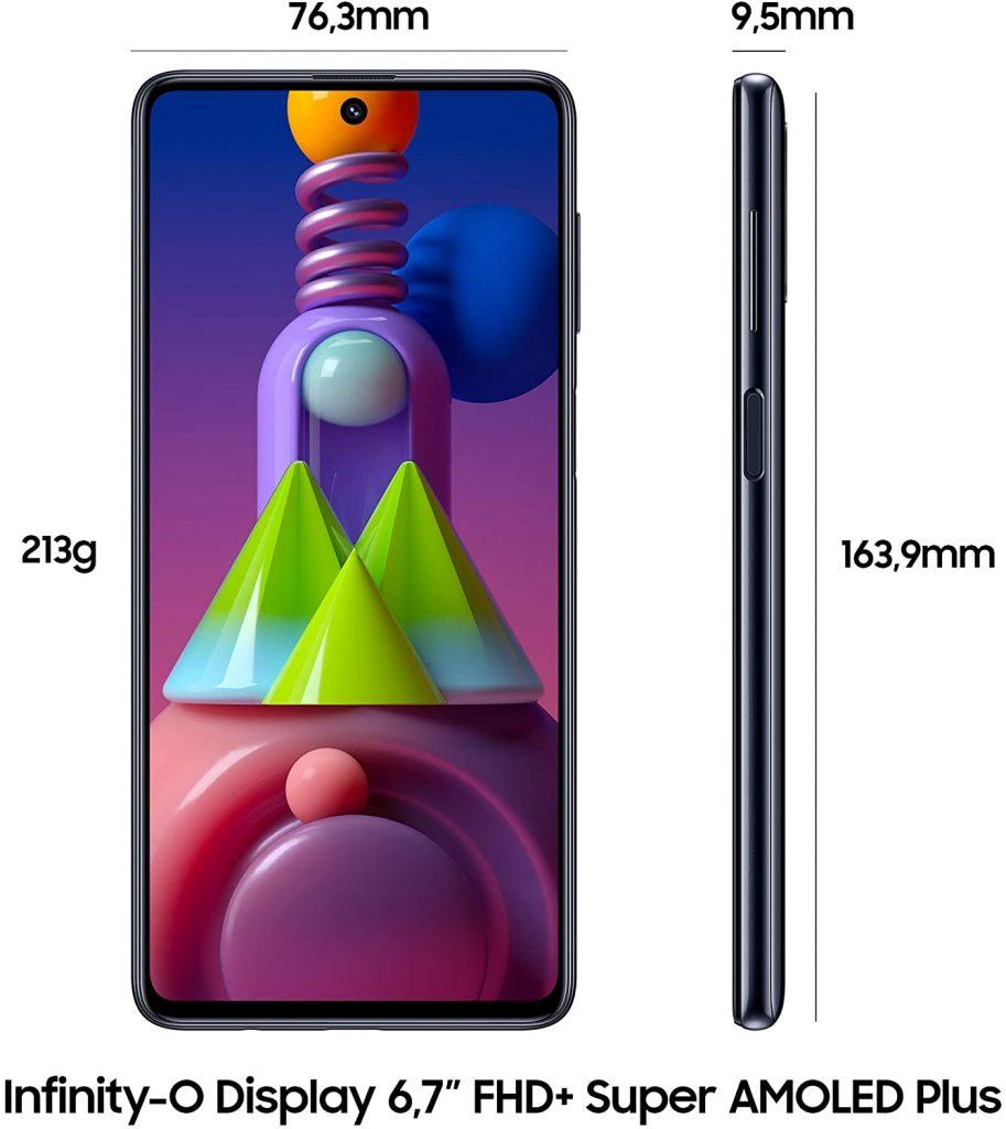 Samsung Galaxy M51 Recensione