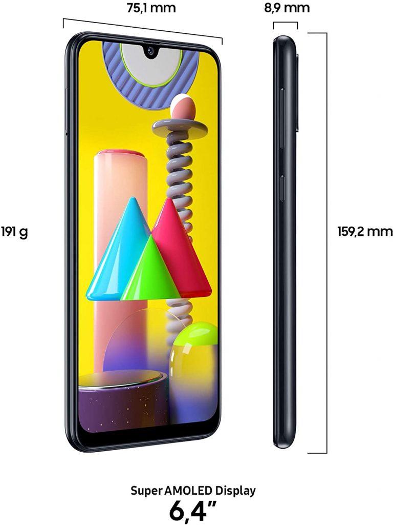 Samsung Galaxy M31 Recensione