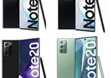 Migliori Smartphone Samsung Galaxy Serie Note