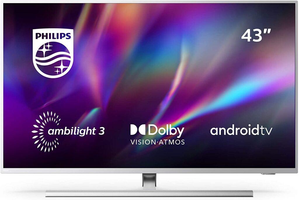 Recensione Smart Tv Philips Serie PUS8505