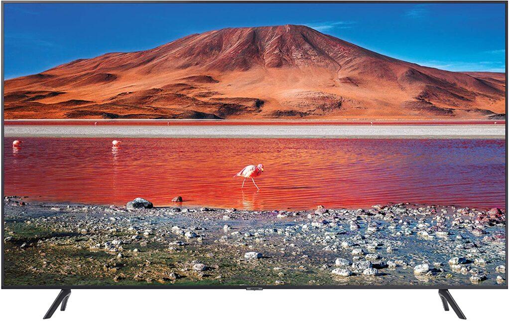 Recensione Samsung TV Serie TU7190