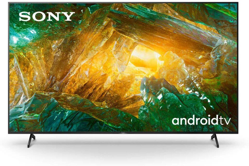 Recensione Smart Tv Sony Serie XH8096